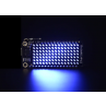 Adafruit 15x7 CharliePlex LED Matrix Display FeatherWing - Blue