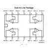 LM324N Amplificatore Operazionale Quadruplo