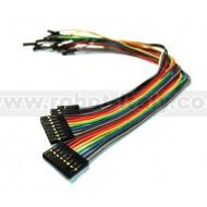 Zeroplus 16Channels Cable - L=25cm