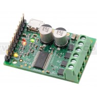 3140 - Tic 36v4 USB Multi-Interface High-Power Stepper Motor Controller (Connectors Soldered)