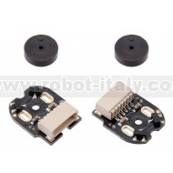 4761 - Magnetic Encoder Pair Kit with Side-Entry Connector for Micro Metal Gearmotors, 12 CPR, 2.7-18V