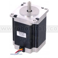 Stepper Motor: Unipolar/Bipolar, 200 Steps/Rev, 57×76mm, 4.5V, 2 A/Phase