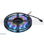 2526 - Addressable RGB 30-LED Strip, 5V, 1m (SK6812)