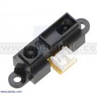 2464 - Sharp GP2Y0A41SK0F Analog Distance Sensor 4-30cm