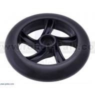 3281 - Scooter/Skate Wheel 144×29mm - Black