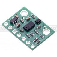 2490 - VL53L0X Time-of-Flight Distance Sensor Carrier with Voltage Regulator, 200cm Max
