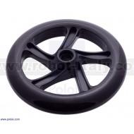 3283 - Scooter/Skate Wheel 200×30mm - Black