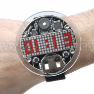 Solder : Time II Watch Kit