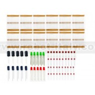 20 in 1 basic components kit