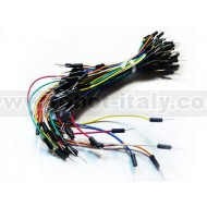 Jumper wires M/M - 70pcs - various lengths