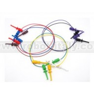 Probe jumper wires - 8pcs