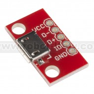 Breakout Board for USB microB