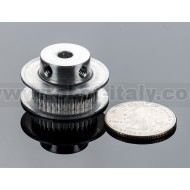 Aluminum GT2 Timing Pulley - 6mm Belt - 36 Tooth - 5mm Bore -