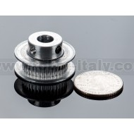 Aluminum GT2 Timing Pulley - 6mm Belt - 36 Tooth - 8mm Bore -