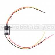 Slip Ring - 3 Wire (15A)