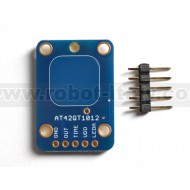 Standalone Toggle Capacitive Touch Sensor Breakout - AT42QT1012