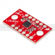 SparkFun Triple Axis Accelerometer Breakout - LIS3DH