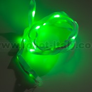 Sewable LED Ribbon - 1m, 25 LEDs (Green)