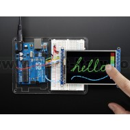 "3.5"" TFT 320x480 + Touchscreen Breakout Board w/MicroSD Socket"