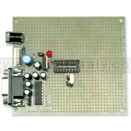 PICMicro 18pin 20Mhz Development Board