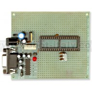 PICMicro 40pin 20Mhz Development Board