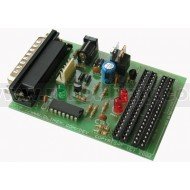 PIC-PG3 - PARALLEL PORT PIC 8/18/28/40 PIN DEVICES PROGRAMMER