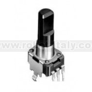 ALPS 500KOhm Potentiometer - 9mm