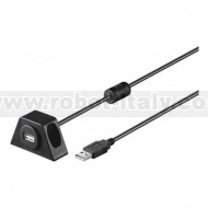 USB 2.0 Desk Port - 200cm cable