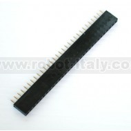 Female Strip 2,54  - 20 pin
