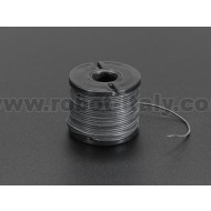 Silicone Cover Stranded-Core Wire - 50ft 30AWG Black