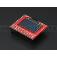 """Raspberry Pi 0.96"""" OLED Display Module"""