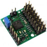 207 - Pololu Micro Serial Servo Controller (assembled)