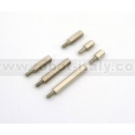 Hex. Standoffs M/F 3 MA L=8 mm Pack= 10 pcs