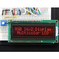 LCD Display 16x2 - RGB - Negative
