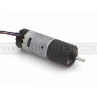 Gearmotor 12Vdc 155RPM Encoder