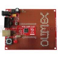 AVR-USB-162 AVR USB AT90USB162 MICROCONTROLLER PROTOBOARD