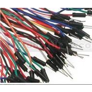 Jumper Wires M/M - 20cm 10pcs