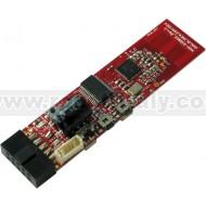 MOD-ZIGBEE-UEXT Zigbee transceiver module with MRF24J40 and PIC18F26K20