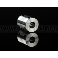 Aluminum Flex Shaft Coupler - 5mm to 8mm -