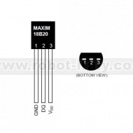 DS18B20 - Digital Temperature sensor