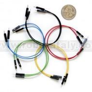 Jumper Wires Premium M/M + /F/F - 6