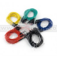 "Jumper Wires Premium M/F - 12"" 100pcs"