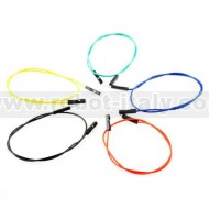 "Jumper Wires Premium M/M - 12"" 100pcs"