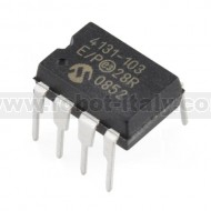MCP4131 - 10K digital potentiometer