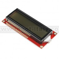 LCD Display 16x2 - RGB - Positivo