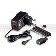 Power Supply 3-12V 600mA