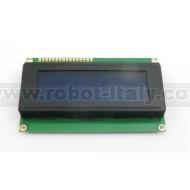 20x4 LCD Display - Blue