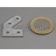 MakerBeam - bracket 45 degree (12 pcs)