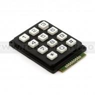 Keypad 3x4