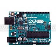 Arduino UNO R3 con microcontrollore ATmega328